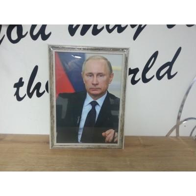 Портрет Путин