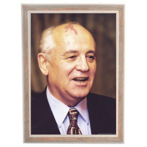 Портрет на Горбачов