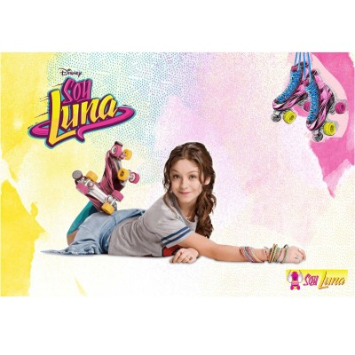 Плакат на Сой Луна с автограф Вашето име