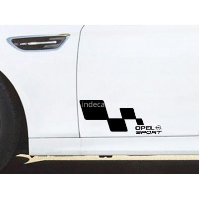 Стикер за кола, Опел, Опел Спорт,Opel sport, Подходящ за всеки модел