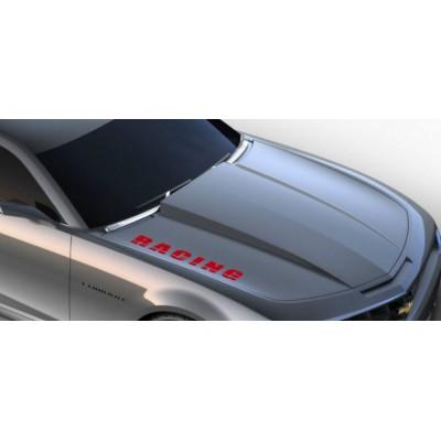Racing стикер, състезателен, тунинг, подходящ за всеки автомобил.