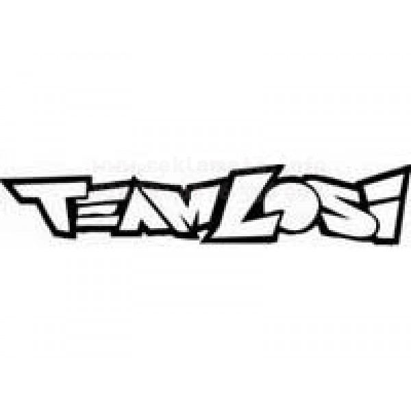 Team Losi лепенка , състезателна за автомобил, тунинг стикер, лого