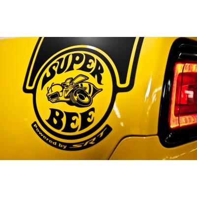 Super Bee уникален стикер за кола