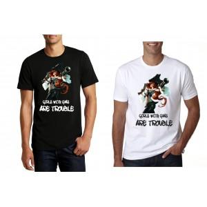Забавна тениска за подарък Miss Fortune