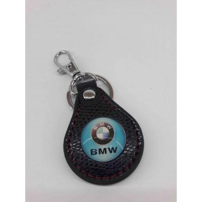 Ключодържател, кожен за Bmw