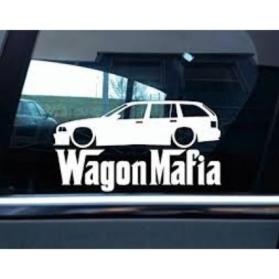 Стикер Wagon Mafia