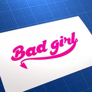 Стикери за момичета Bad Girls
