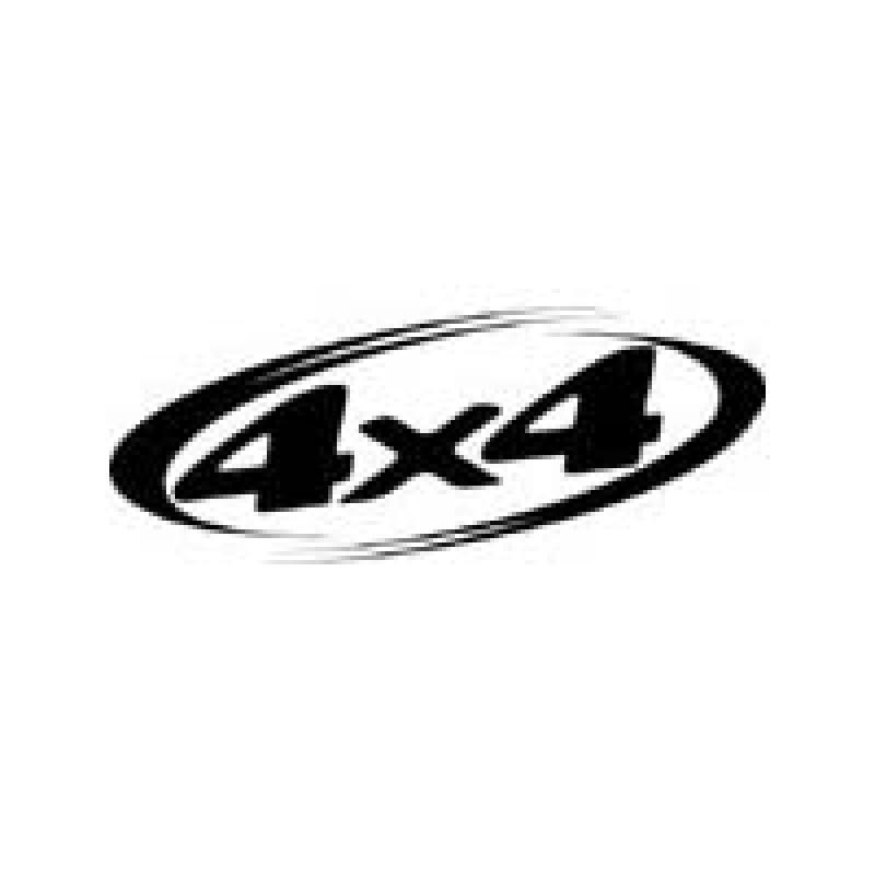 Стикери 4x4