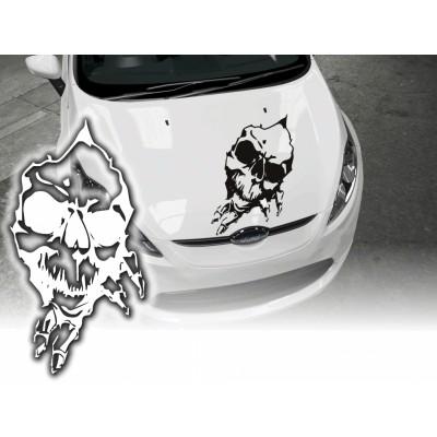 Стикер за преден капак или друга част на автомобила
