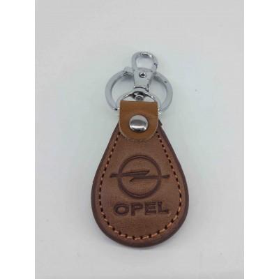 Ключодържател,светла кожа за Opel, Опел