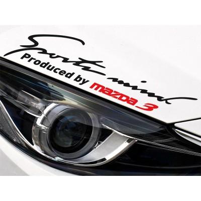 Sport mind Mazda 3