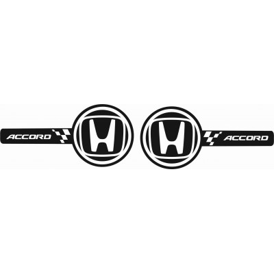 Стикери за странични огледала, Хонда Акорд, Honda Accord