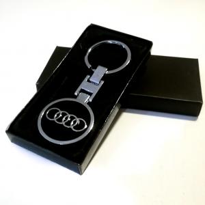 Луксозен метален ключодържател модел AUDI