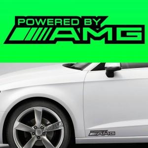 Стикер AMG  за Мерцедес