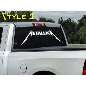 Стикер за кола Металика