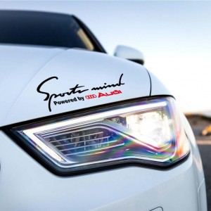 Sport mind Audi  стикер